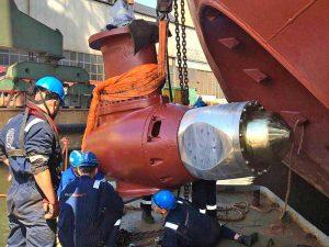 Marine Thruster Service & Repair